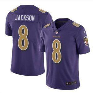 Lamar Jackson Baltimore Ravens Jersey